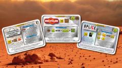 Покорение Марса. Промо-карты