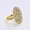 Основа для кольца с филигранью 25 мм (цвет - золото)