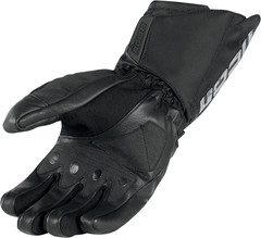 Мотоперчатки - ICON GLOVE PATROL WATERPROOF (черные)