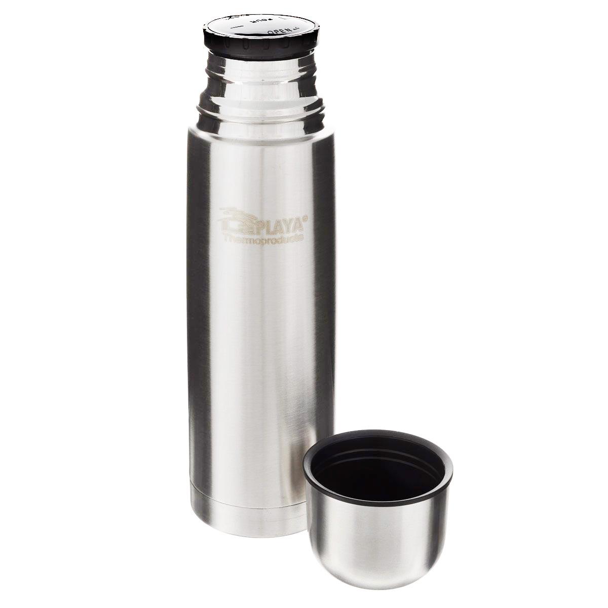 Термос LaPlaya Thermo Bottle Action (0.5 литра) серебристый