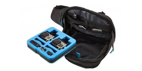Рюкзак-слинг на плечо для экшн-камер Thule Legend пример упаковки