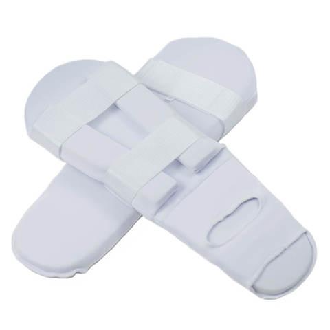 Защита ног на липучках