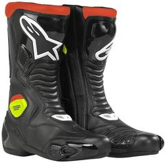 S-MX 5 Waterproof / Мужские / Черно-красно-желтые