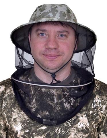 Накомарник шляпа