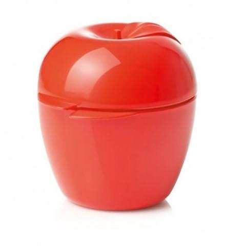 Контейнер Яблоко в красном цвете