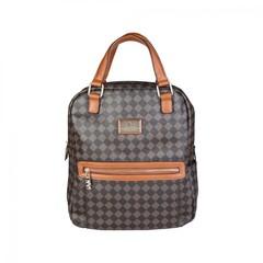Городской рюкзак унисекс Versace V1969 YCA072-1_SQUARE-MARR-BEIGE