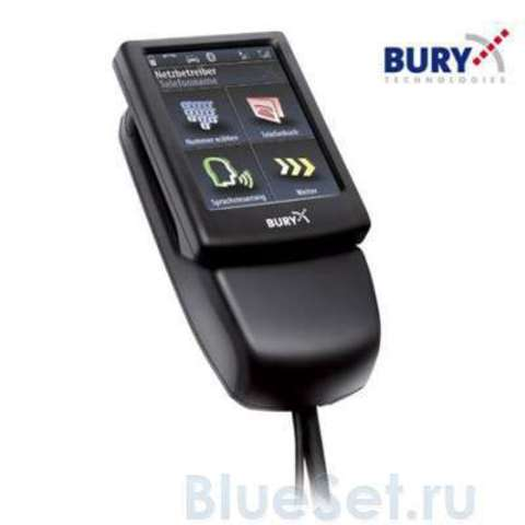 Адаптер UNI 8 Bluetooth Adapter AD9060 с touch screen дисплеем