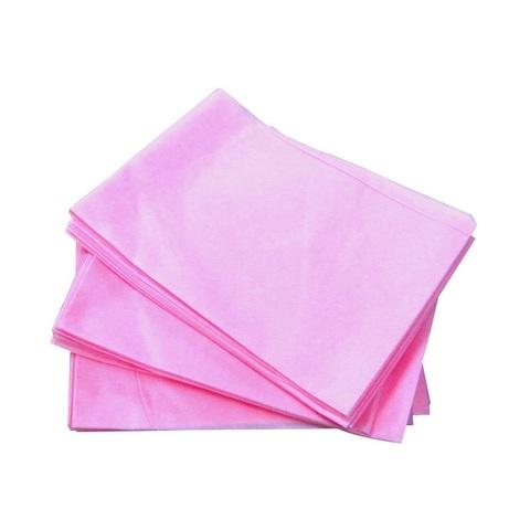 Простыни 70х200 (сложение) розовые