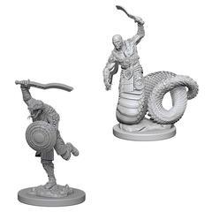 D&D Nolzur's Marvelous Unpainted Miniatures - Yuan-Ti Malisons