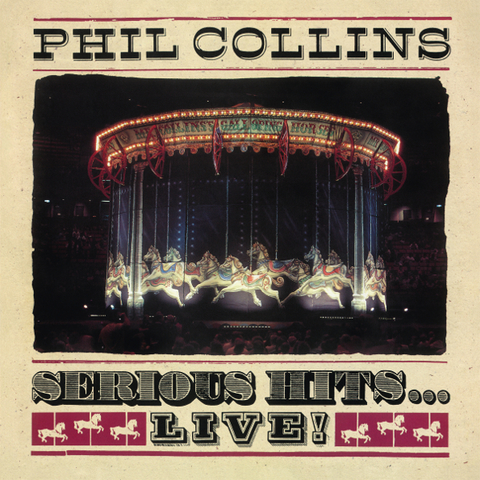 Phil Collins / Serious Hits... Live! (2LP)