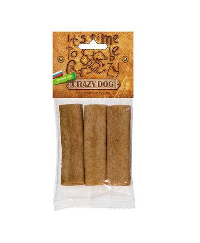 Crazy Dog жевательные полоски с креветкой (для мелких собак) 100г
