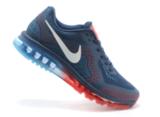 Кроссовки мужские Nike Air Max 2014 Dk Blue Red