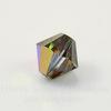 5328 Бусина - биконус Сваровски Crystal Vitrail Medium  4 мм, 10 штук