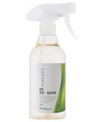 Многофункциональный дезодорант для обработки поверхностей и предметов, Sallimi