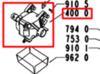 Электродвигатель Whirlpool (Вирпул) 480110100045, 481236158364