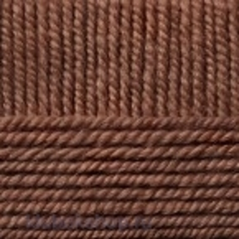 Пряжа Зимний вариант (Пехорка) 416 Светло-коричневый - купить в интернет-магазине недорого klubokshop.ru