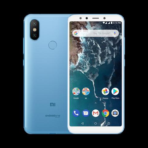 Xiaomi Mi A2 4GB/32GB (Blue/Голубой)