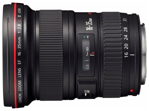 Canon EF 16-35mm f/2.8L II USM (JAPAN)