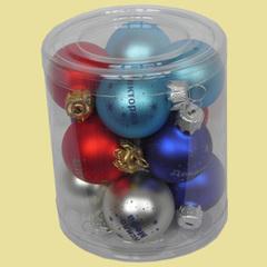 4836 Тубус пластиковый - упаковка для подарков