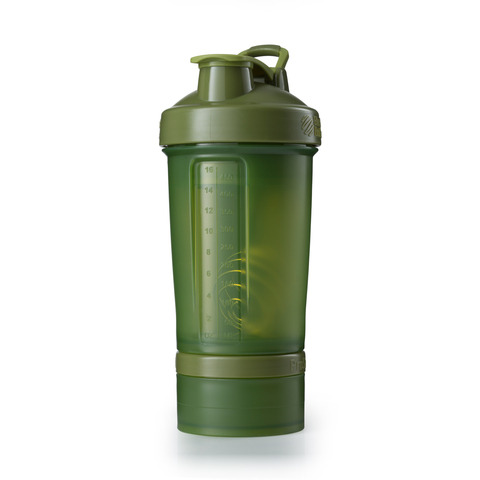 BlenderBottle® ProStak Moss Green