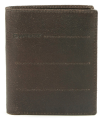 Портмоне WENGER Street Hunter, коричневый, воловья кожа, 9,5х12х1 см