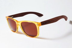 Очки Bumpers Wayfarer Whiskey