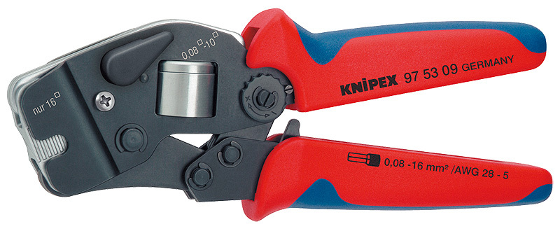 Обжимник ручной Knipex KN-975309