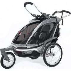 Многофункциональная детская коляска, Thule, Chariot Chinook1 + ПОДАРОК