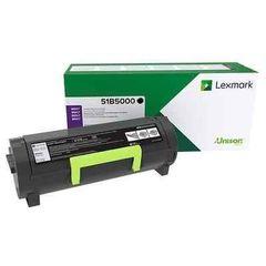 Картридж для принтеров Lexmark MS/MX3/4/5/617 черный (black). Ресурс 25000 стр (51B5000)