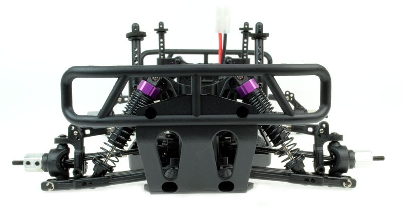 Шорт-корс HSP 94270 Lightning 1/10 4WD 2,4 GHz RTR 35 км/ч
