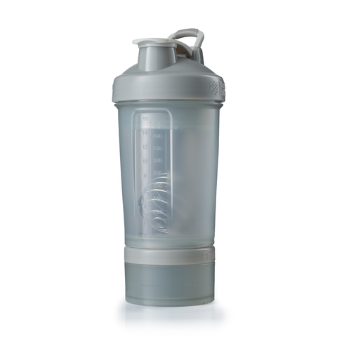 BlenderBottle® ProStak Pebble Gray