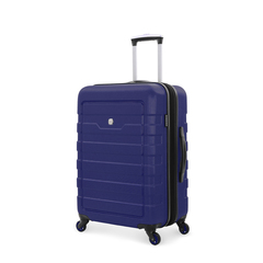 Чемодан WENGER TRESA, цвет синий, 46x27x66 см, 66 л