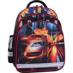 Рюкзак школьный Bagland Mouse черный 500 (0051370)