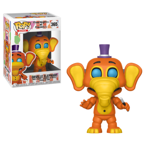 Funko - POP Games: Five Nights At Freddy's 6 Pizza Sim-Orville Elephant New