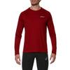 Мужская беговая рубашка асикс LS Crew (114510 6010)