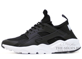 Кроссовки Женские Nike Air Huarache Run Ultra Black White