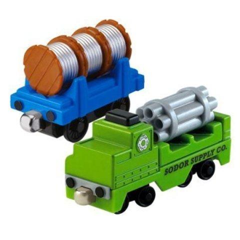 Fisher Price R8863-1 «Томас и друзья» Грузовые вагончики