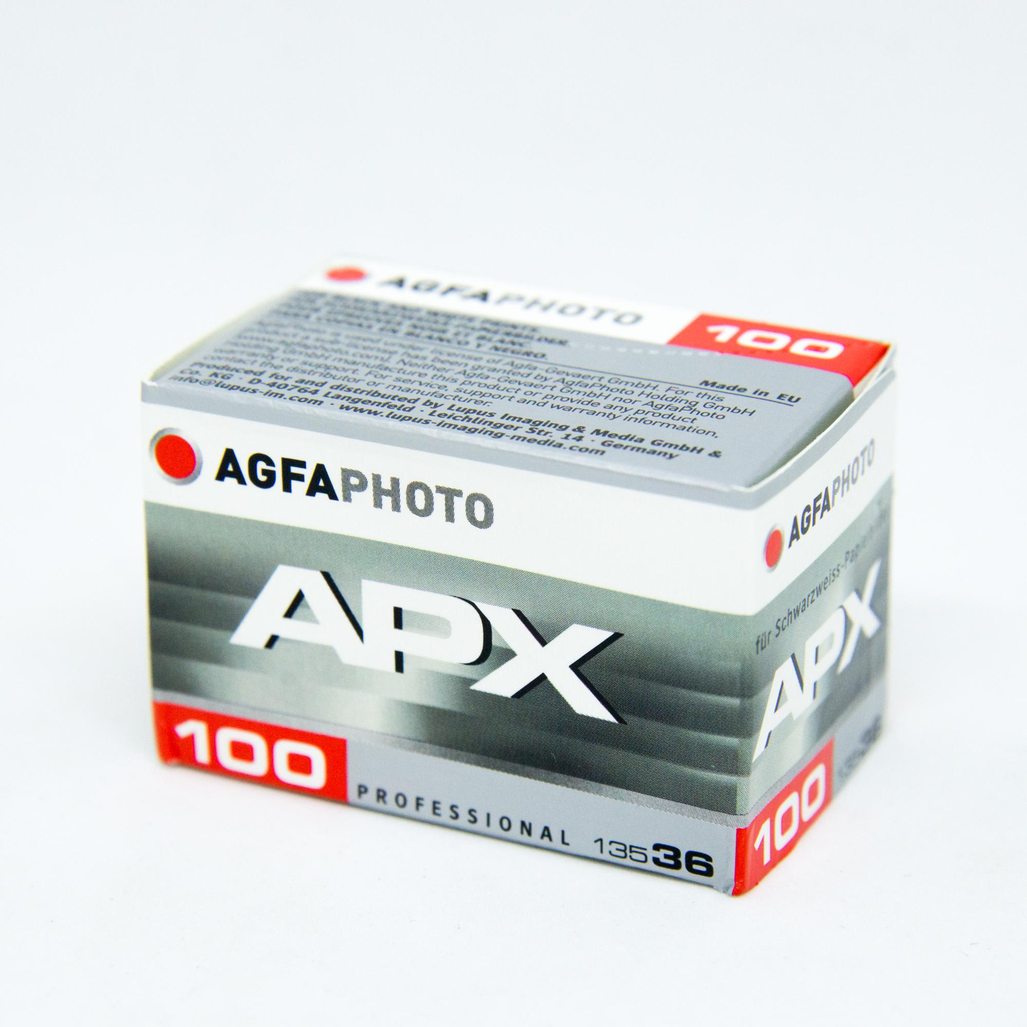 Фотопленка AGFAPHOTO APX 100 135/36