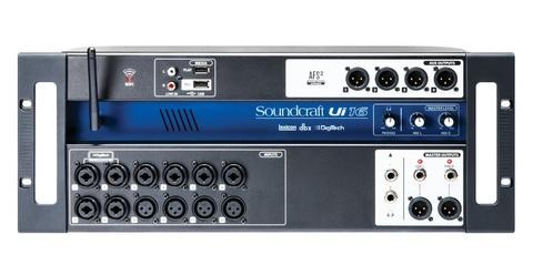 SOUNDCRAFT Ui-16 цифровой микшер