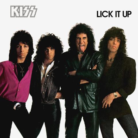 Kiss / Lick It Up (CD)