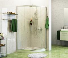 Душевой уголок WasserKRAFT Main 41S23, 100х100, с раздвижными дверьми
