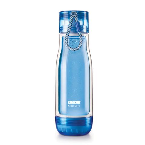 Бутылка стеклянная Zoku 475 мл