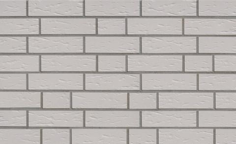 ABC - Weiss, genarbt, 240х71х10, NF - Клинкерная плитка для фасада и внутренней отделки