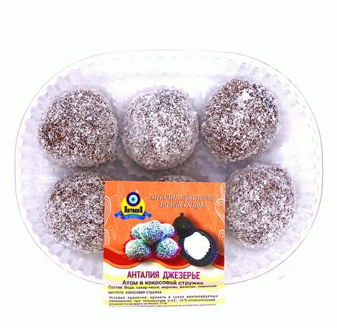 Джезерье Атом в кокосовой стружке, 200 г