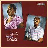 Ella Fitzgerald & Louis Armstrong / Ella And Louis (LP)