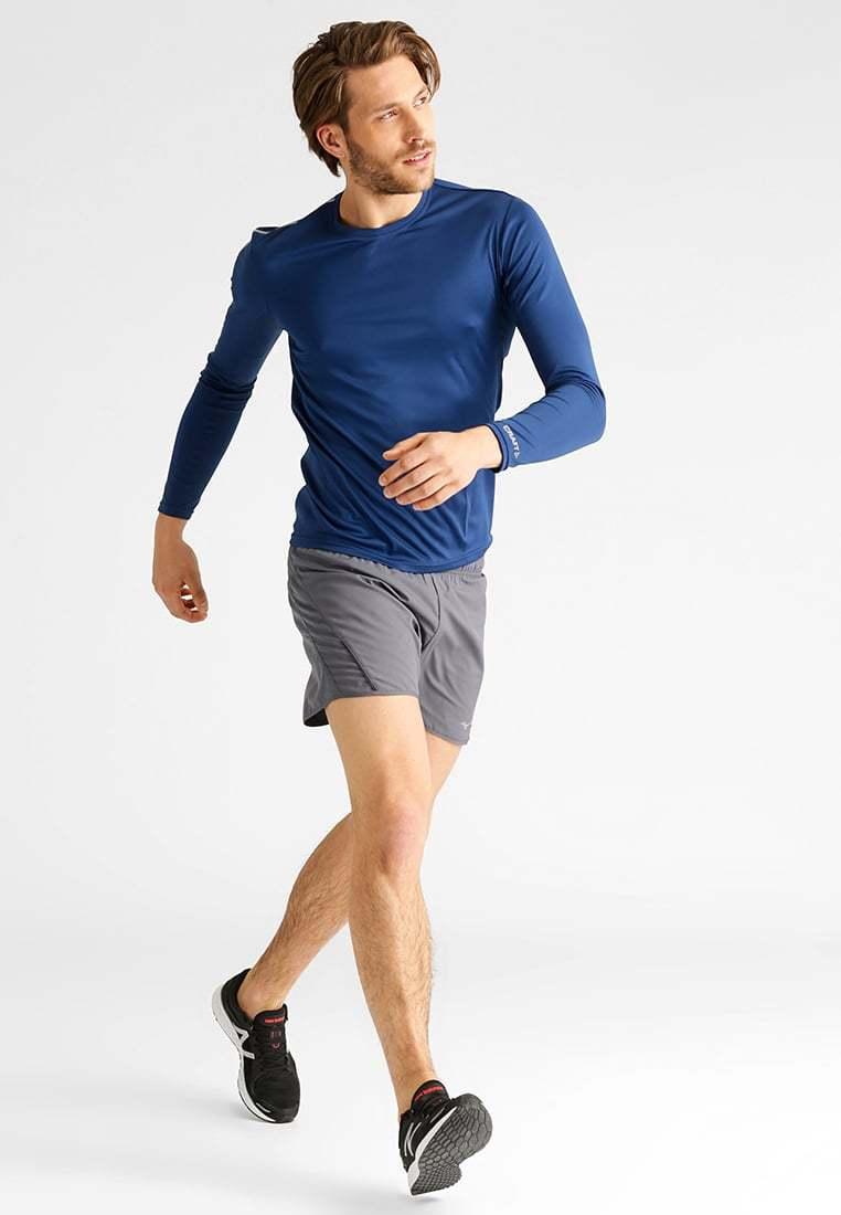 Мужская рубашка для бега Craft Mind Run с охлаждающим эффектом (1903948-2381) фото