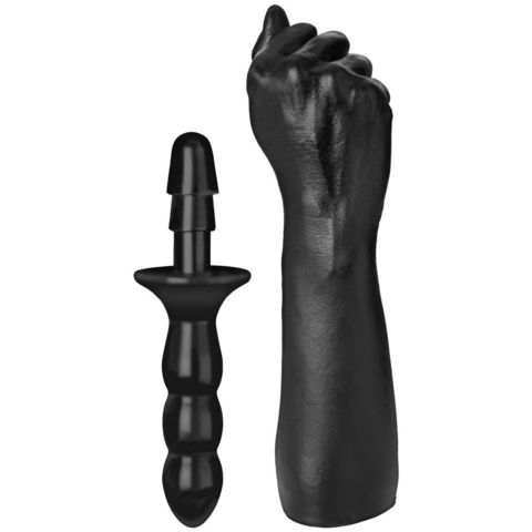 Рука для фистинга The Fist with Vac-U-Lock Compatible Handle - 42,42 см.
