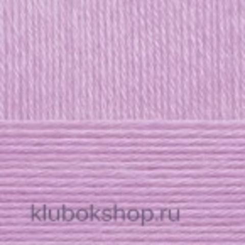 Пряжа Детская объемная (100 г/ моток) Пехорка 179 Фиалка - купить в интернет-магазине недорого klubokshop.ru