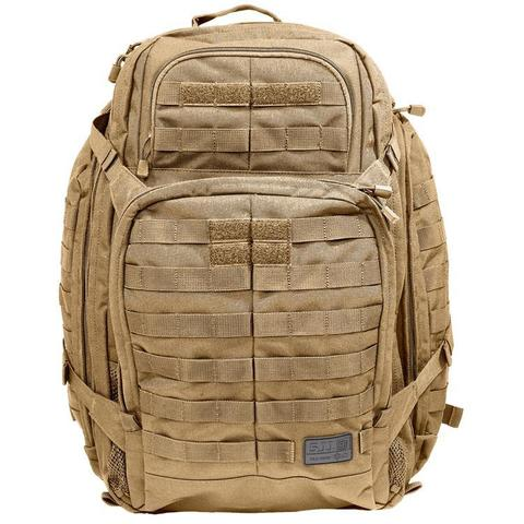 RUSH 72 BACKPACK DARK EARTH
