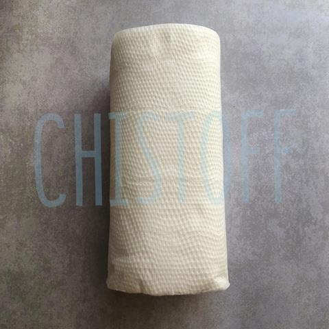 Бумажные полотенца белые двухслойные (16 шт.)